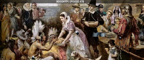 Episode #78 Happy Thanksgiving!
