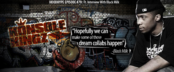 Episode #79 ft. Interview With Black Milk