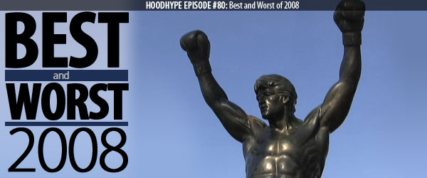 Episode #80: Best and Worst of 2008