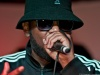 Dungeon Family\'s BackBone performs
