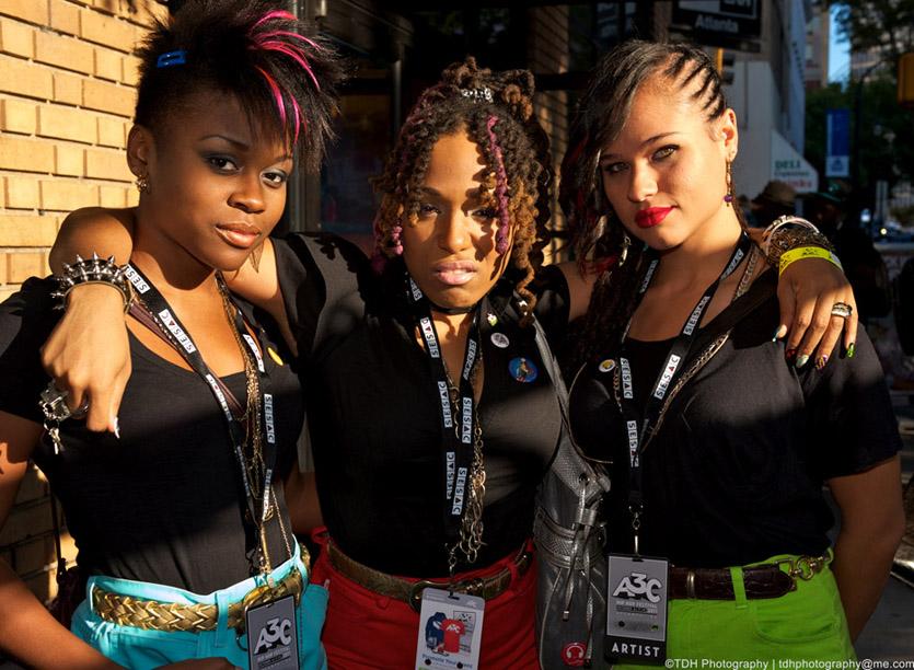 Nikki & Her Dancers