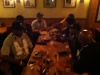 From JMack\'s iPhone: Dinner with Kingz