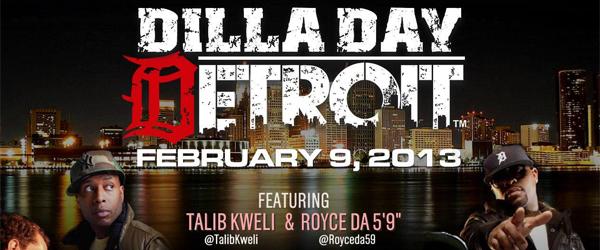 Dilla Day Detroit 2013!